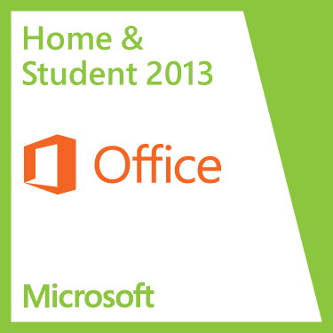 MICROSOFT Office Home and Student 2013 [Retail]